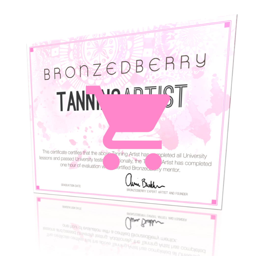 spray tan class certification