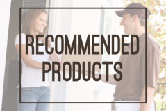 Shop Recommended Products