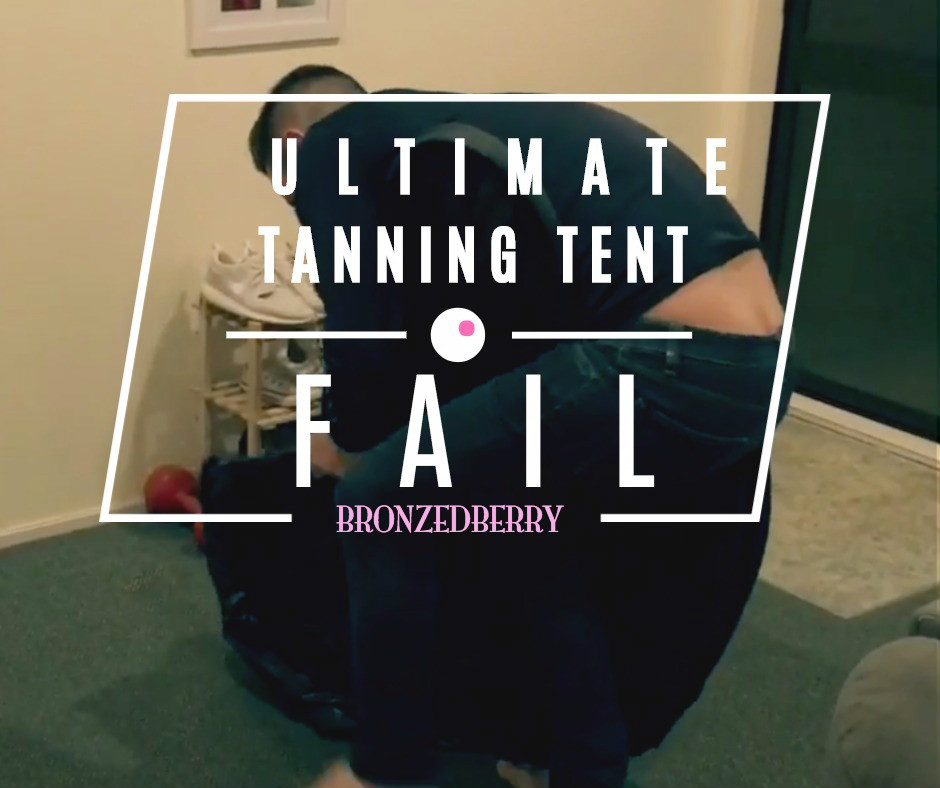 spray tan tent how to fold